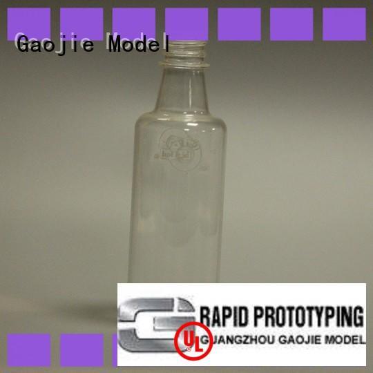 CNC Machining Acrylic PMMA Rapid prototype glass cups