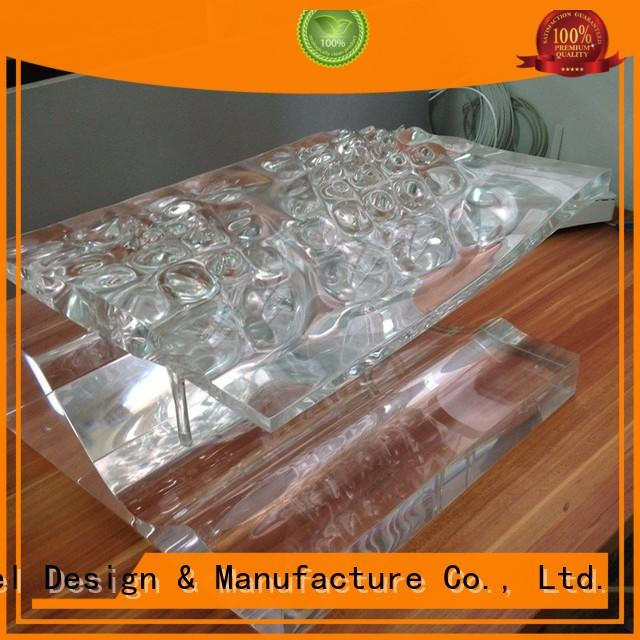 3d print transparent plastic pmma building Transparent Prototypes manufacture