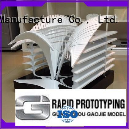 Gaojie Model practical Plastic Prototypes manufacturer for factory