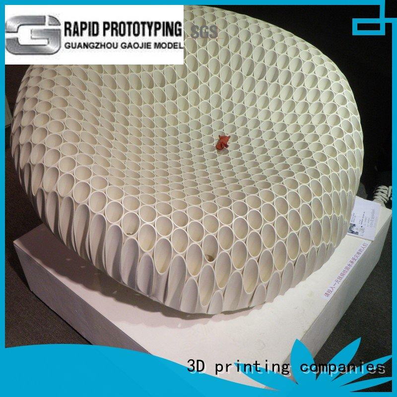 Advance 3D rapid prototyping 3d printing CNC Machining products