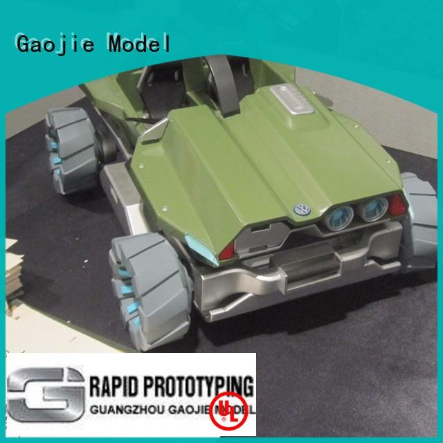 Gaojie Model engineering custom plastic fabrication manufacturer for industry