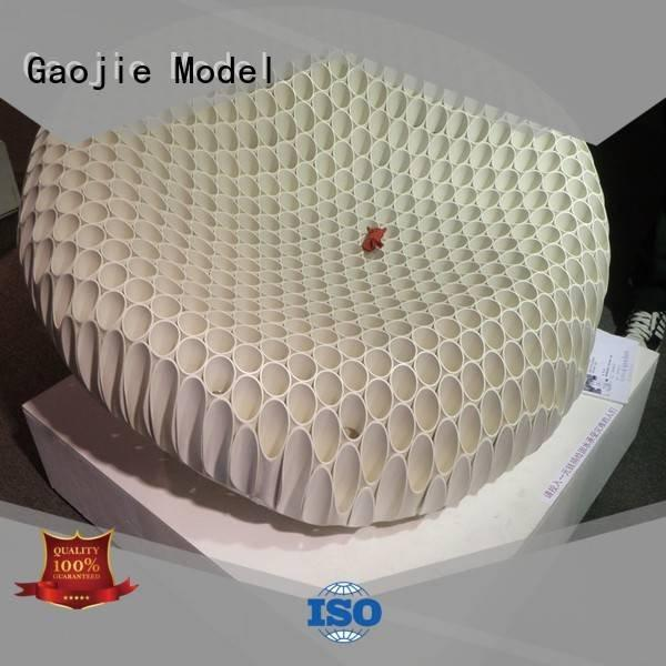 household virtux supply cnc plastic machining Gaojie Model