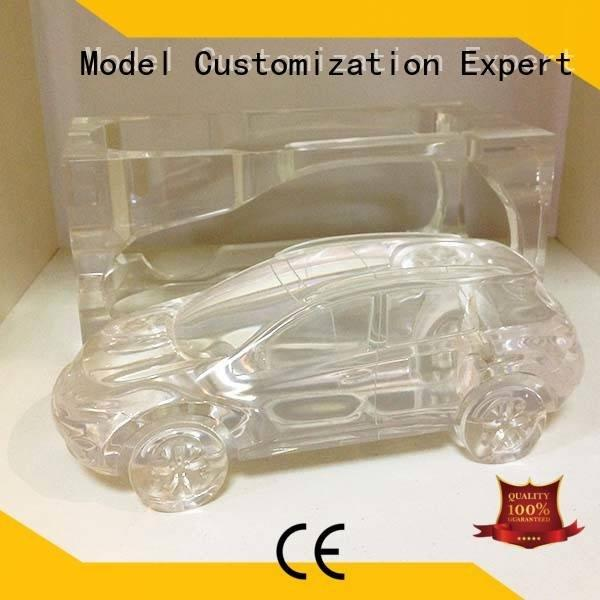 3d print transparent plastic prototype cases machining Gaojie Model