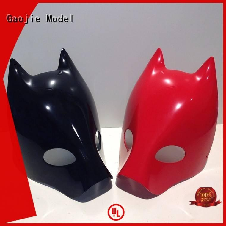 Gaojie Model Brand gifts 3d printing prototype service cnc products