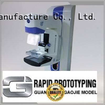 cnc plastic machining quality Gaojie Model Brand custom plastic fabrication