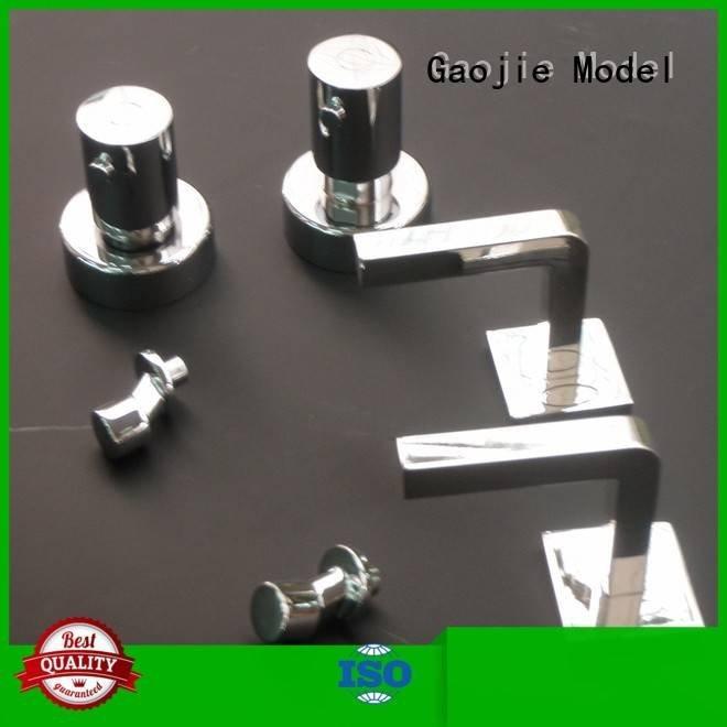 Gaojie Model plastic prototype service parts loudspeaker fan card
