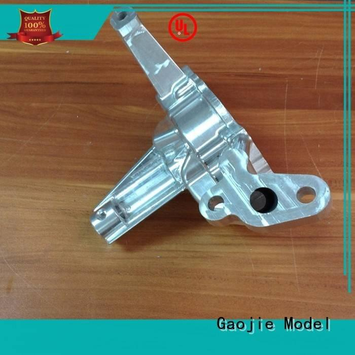 metal rapid prototyping communication mode Gaojie Model Brand