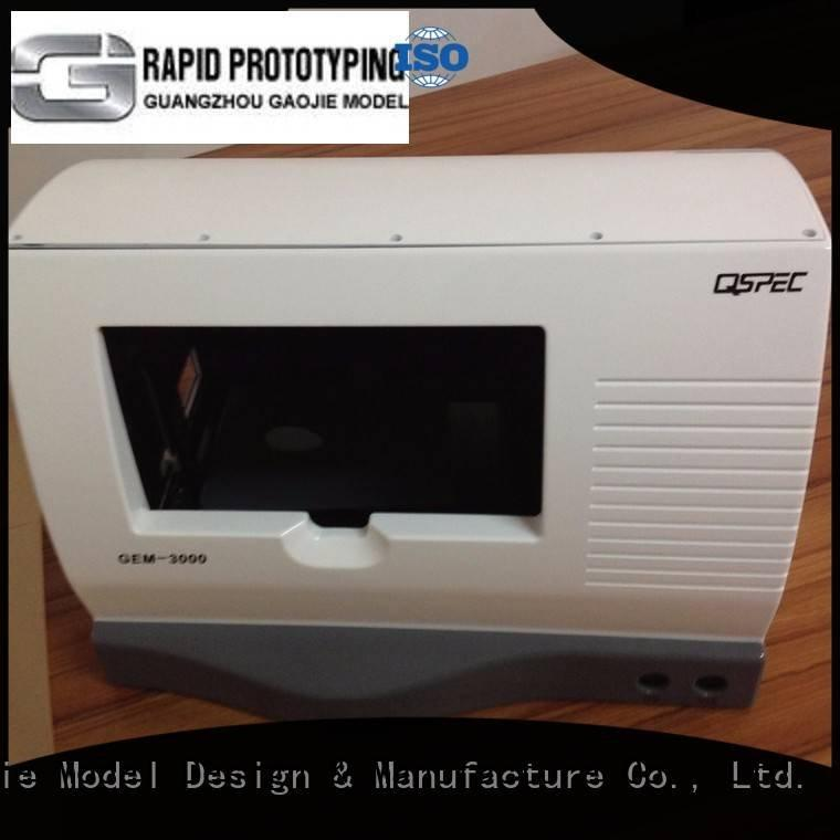 Gaojie Model Brand products professional toilet custom plastic fabrication inspection