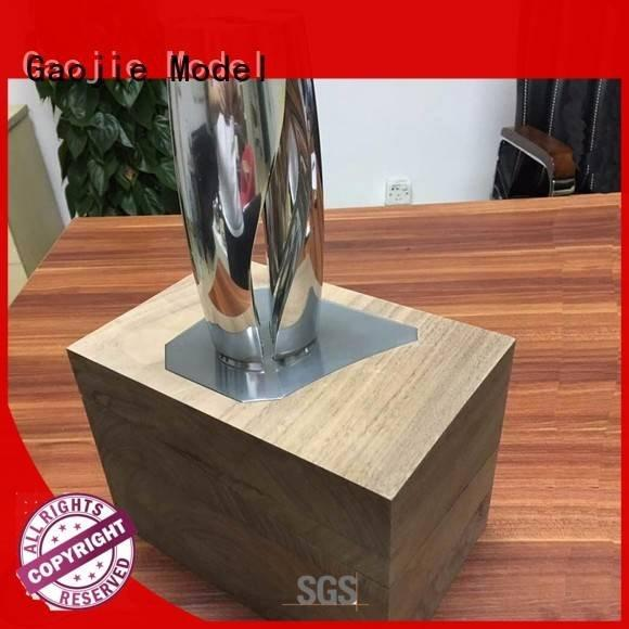 metal rapid prototyping talkie Metal Prototypes Gaojie Model