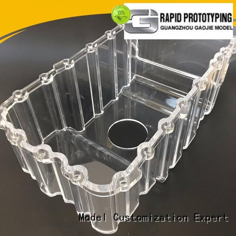 modeling prototypes Transparent Prototypes crystal Gaojie Model
