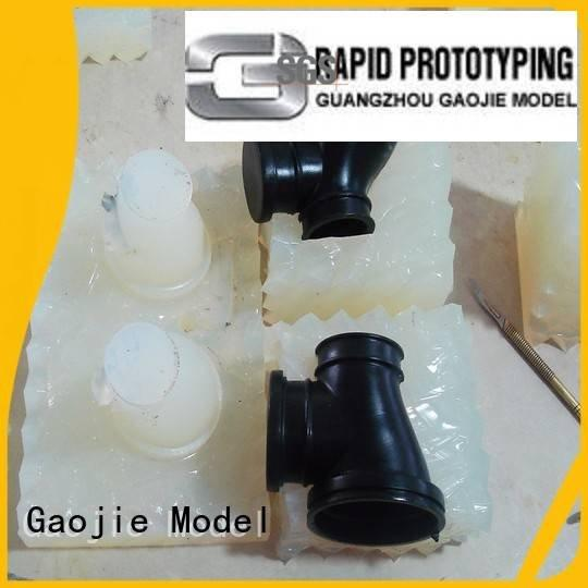 rapid prototyping companies molding prototyping vacuum casting Gaojie Model Brand