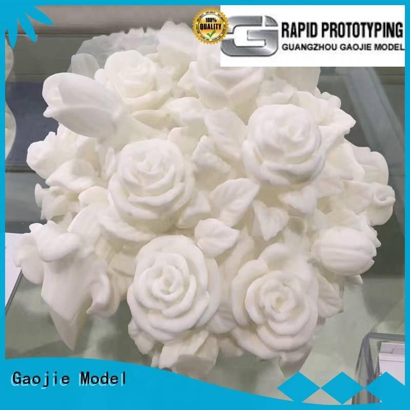 3d printing prototype service fruits cnc 3d printing companies Gaojie Model Warranty