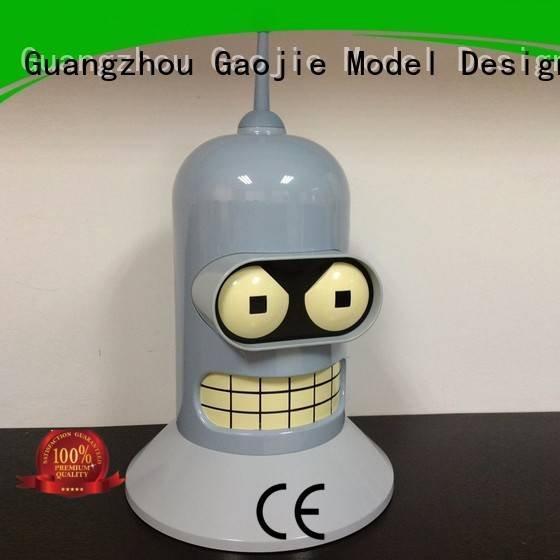 custom cnc 3d printing prototype service Gaojie Model