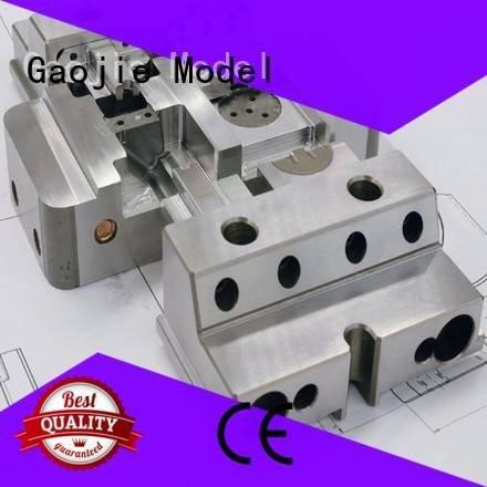 metal rapid prototyping machining Gaojie Model Brand Metal Prototypes