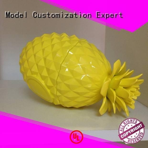 electroplated printing Gaojie Model 3d printing prototype service