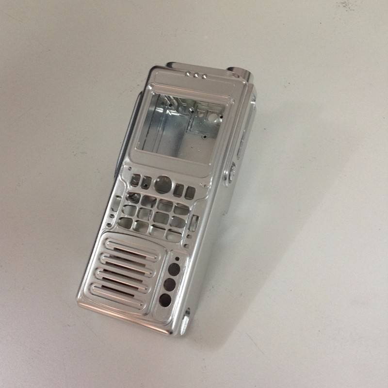Gaojie Model  CNC Machining custom communications products Walkie Talkie Prototype Metal Prototypes image4