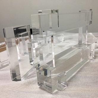 3D printing companies Qualified CNC Machining Custom Transparent Plastic Parts info