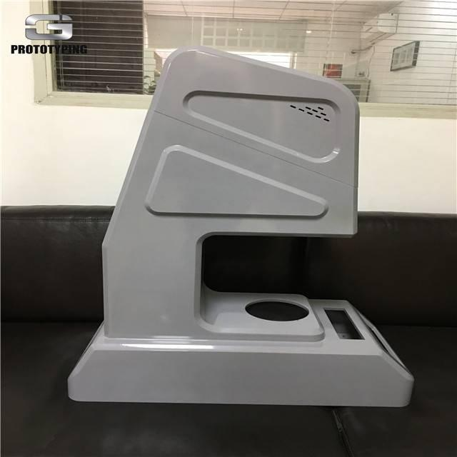 large size abs cnc plastic machining rapid prototyping companies