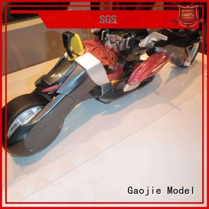 custom Plastic Prototypes robot electronics Gaojie Model
