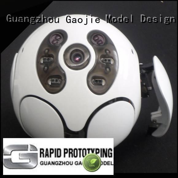 Wholesale machining robot Plastic Prototypes Gaojie Model Brand