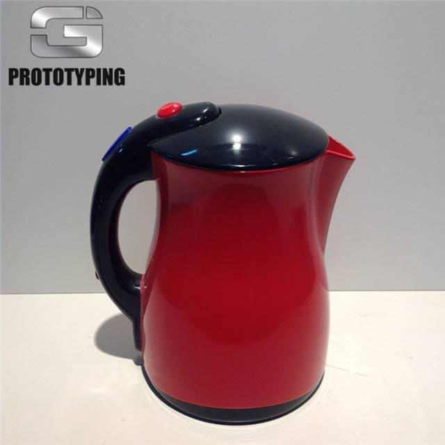 SLA glossy household electric kettle