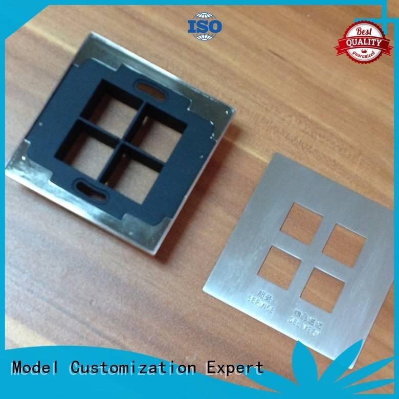 Gaojie Model metal rapid prototyping wood model models design