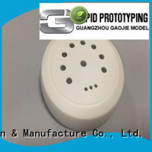 Gaojie Model silicone prototype manufacturing design for factory