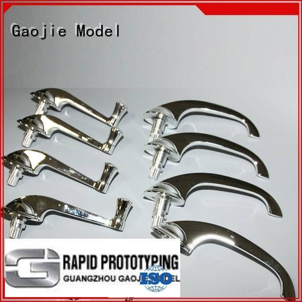 Gaojie Model wood Metal Prototypes car talkie
