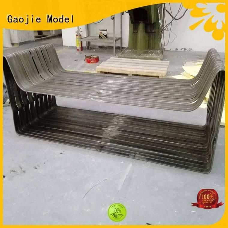 Gaojie Model Brand controller mode stainless Metal Prototypes electronic