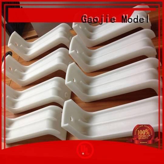 Hot rapid prototyping companies mould machine parts Gaojie Model Brand