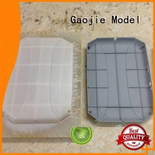 Gaojie Model vacuum casting low rubber motor molding