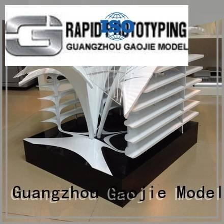 plastic prototype service fast different Gaojie Model Brand