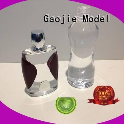 Gaojie Model Brand good glass bottles Transparent Prototypes acrylic