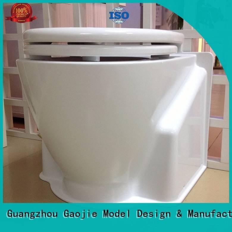 Gaojie Model Brand factory prototype custom plastic fabrication toy engineering