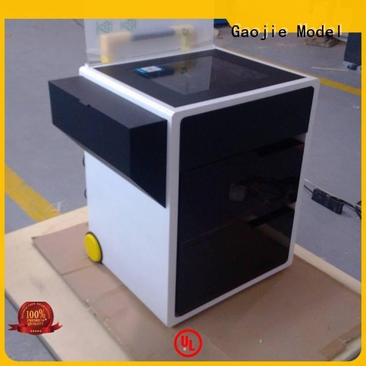 plastic prototype service electronics intelligent reader Gaojie Model