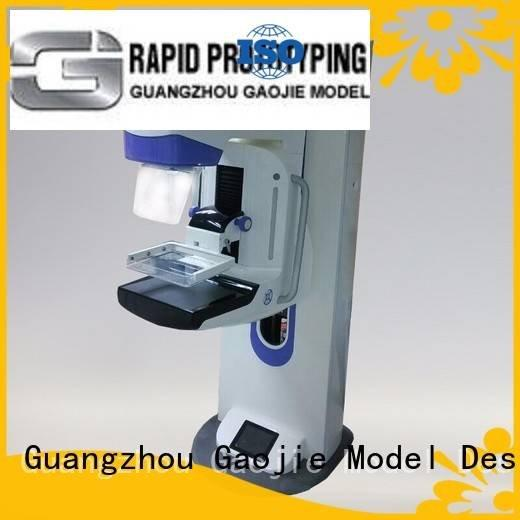cnc plastic machining medical precision services painted