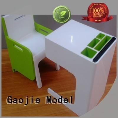 card color molding Gaojie Model Plastic Prototypes