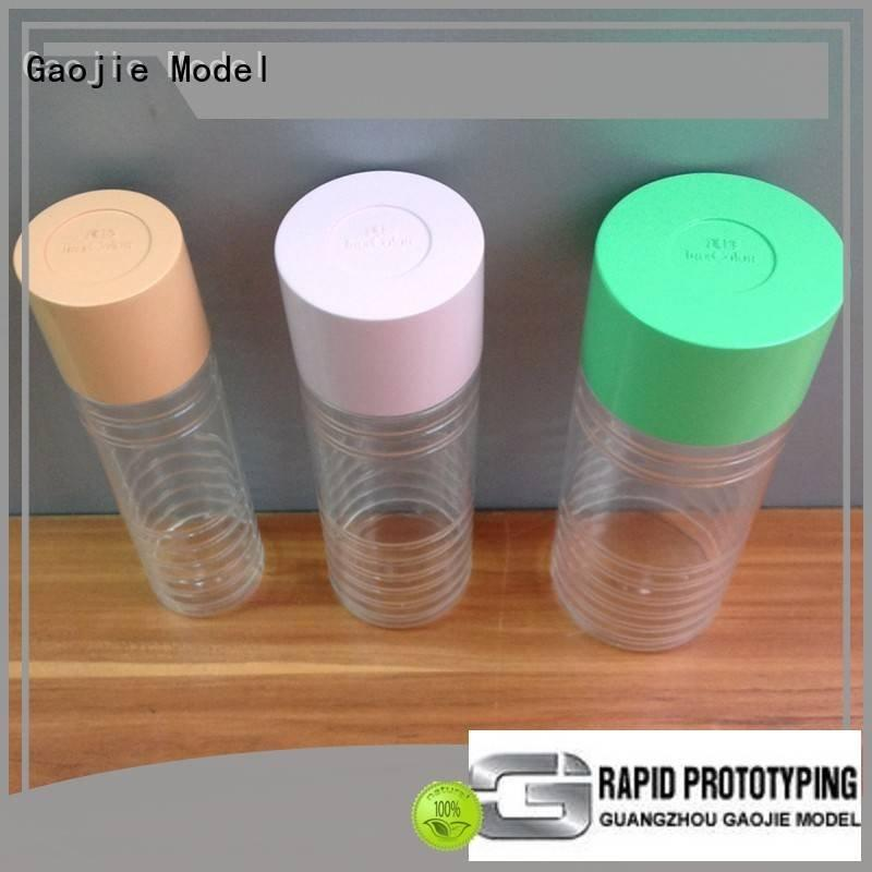 Gaojie Model case good Transparent Prototypes transparent acrylic