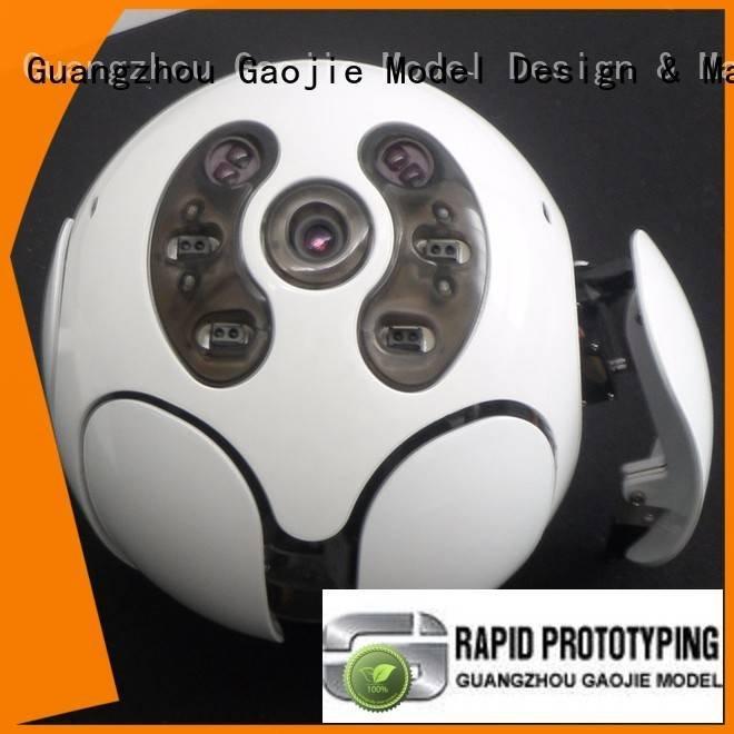 plastic prototype service accessories Plastic Prototypes Gaojie Model