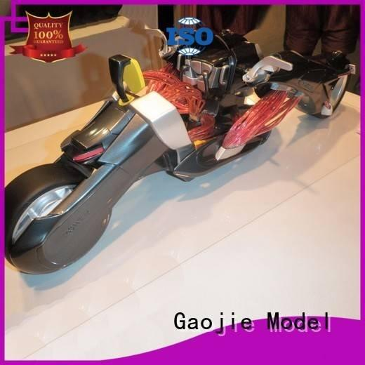 plastic prototype service parts Plastic Prototypes Gaojie Model