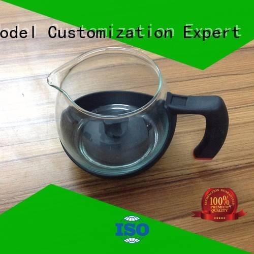 Wholesale precision cups Transparent Prototypes Gaojie Model Brand