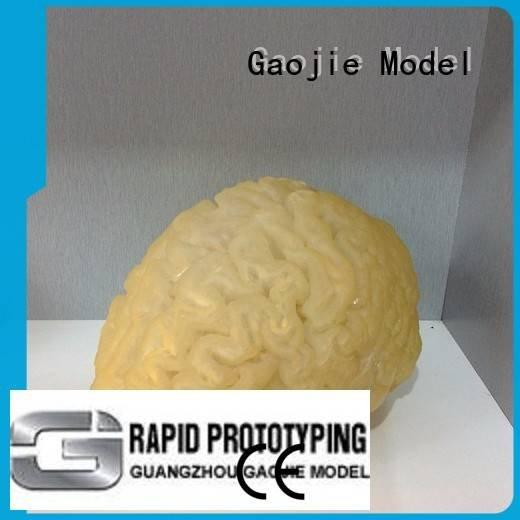 Gaojie Model Brand bowl printing 3d printing companies cartoon products