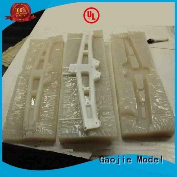 rapid prototyping companies high prototypes vacuum casting Gaojie Model Warranty