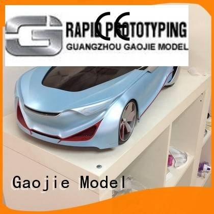 Gaojie Model prototyping greenlatrine medical cnc plastic machining products