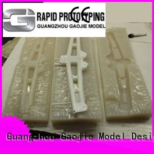 rapid prototyping companies customized tooling vacuum casting Gaojie Model Brand