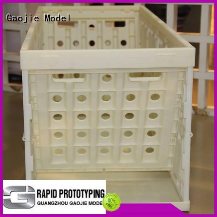 Gaojie Model Plastic Prototypes 3d molding tap folding