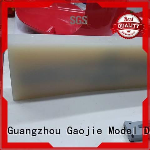 Gaojie Model rapid prototyping companies abs casting production