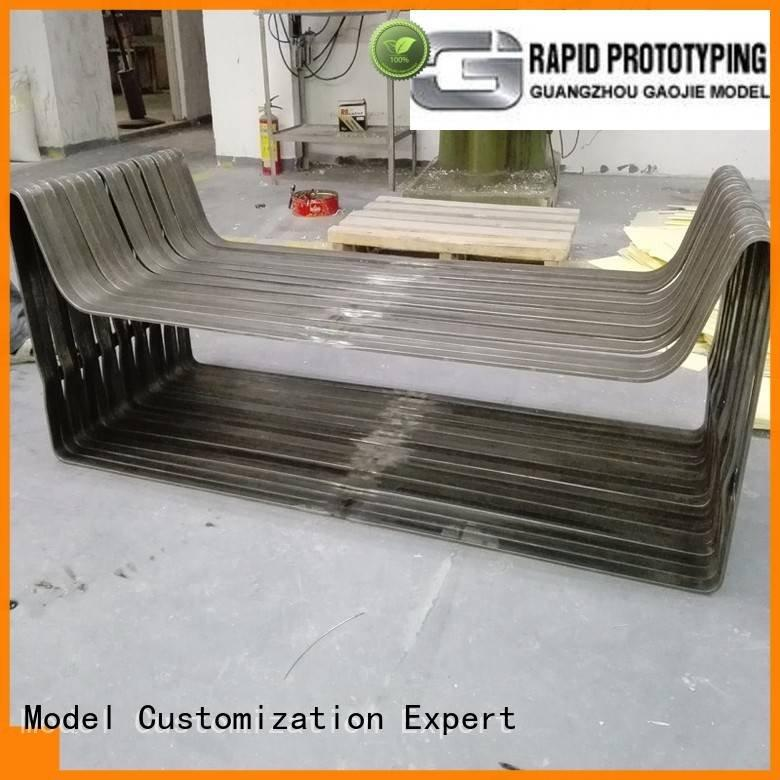 metal rapid prototyping stainless solar Gaojie Model Brand