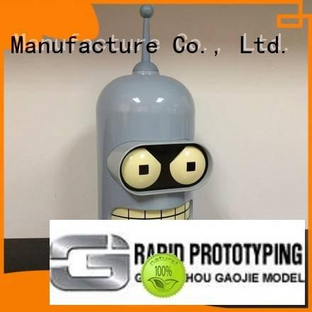 Gaojie Model Brand fruits 3d printing prototype service models cup