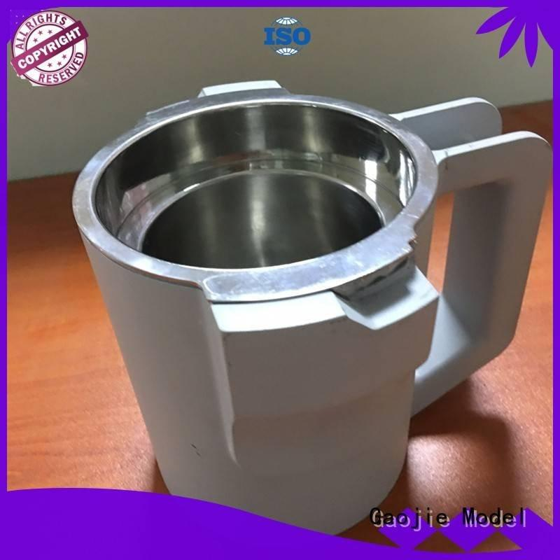 Gaojie Model Brand of customized 3d Metal Prototypes